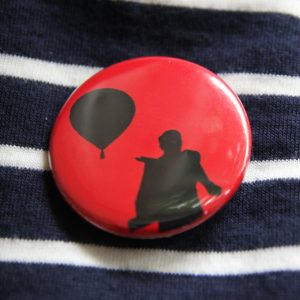 38MM BADGE BALLOON